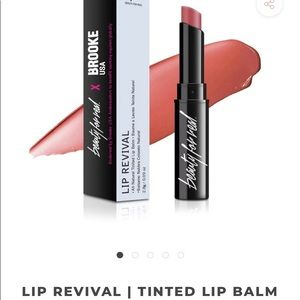 🌟Beauty for Real tinted lip balm